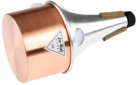 Jo-Ral Copper Bottom Trumpet Bucket Mute
