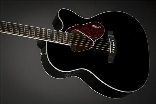 Gretsch G5013CE Rancher Jr. Cutaway Acoustic Electric Black