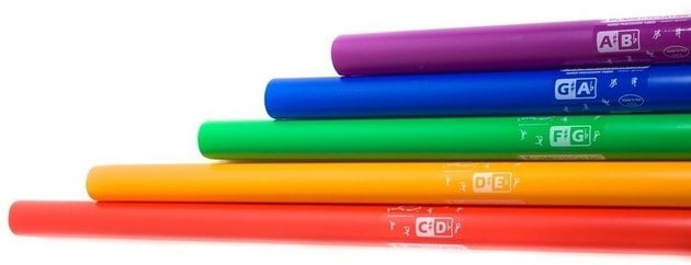 Boomwhackers BW-KG Chromatic Set
