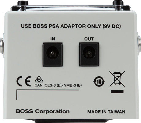 Boss TU-3S Pedal-board Tuner
