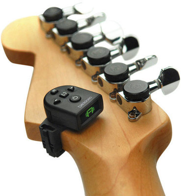 D'Addario Planet Waves NS Micro Headstock Tuner 2-Pack