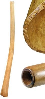 Terre Didgeridoo Teak 130cm