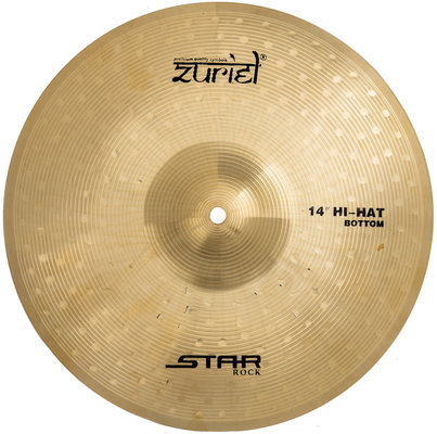 Zuriel Star Rock 14'' Hihat