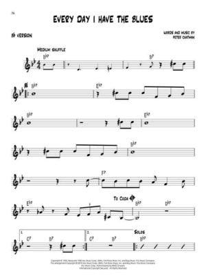 Hal Leonard Basic Blues