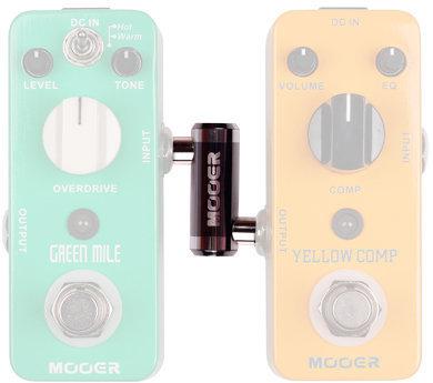 MOOER PC-Z Z Shape Pedal Connector