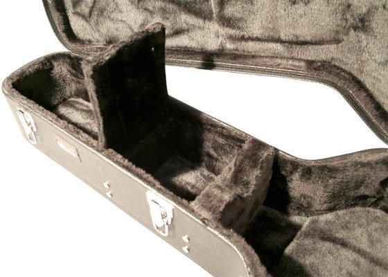 Gator GW-JUMBO Jumbo Acoustic Guitar Deluxe Wood Case