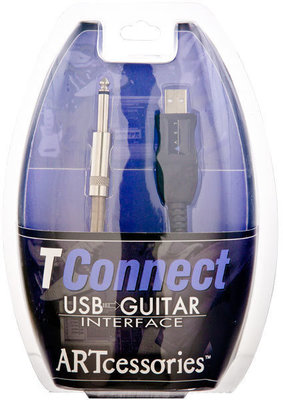 ART TConnect USB-To-Guitar Interface Cable