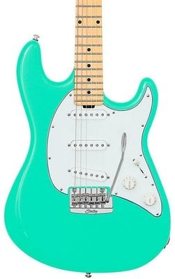 Sterling by MusicMan Cutlass Seafoam Green