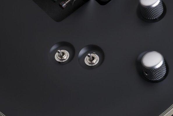 Schecter Damien Platinum-6 FR S Satin Black