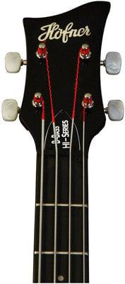 Höfner Ignition Violin Bass Black