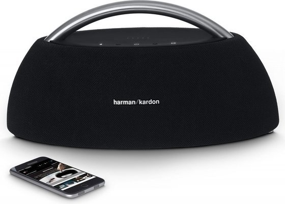 Harman Kardon GO PLUS PLAY Black