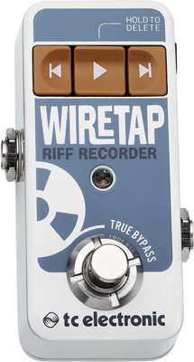 TC Electronic WireTap Riff Recorder