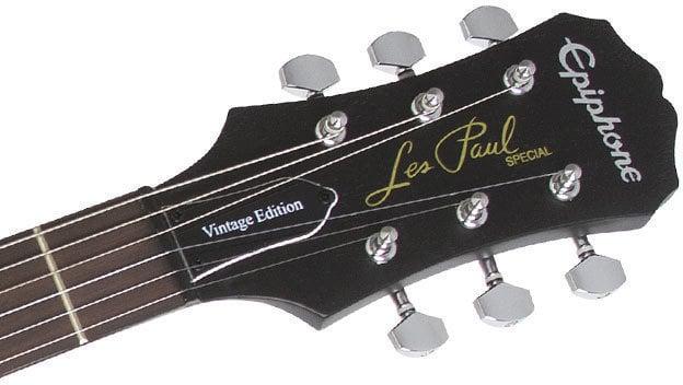 Epiphone Les Paul Special VE Vintage Worn Walnut