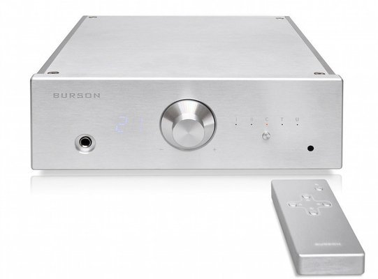 Burson Audio Conductor Virtuoso V2 Silver