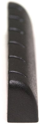 Graphtech PT-6060-00 Black TUSQ XL Epiphone Style Slotted Nut