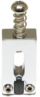 Graphtech PG-8000-0C String Saver Strat/Tele Style Saddles Chrome