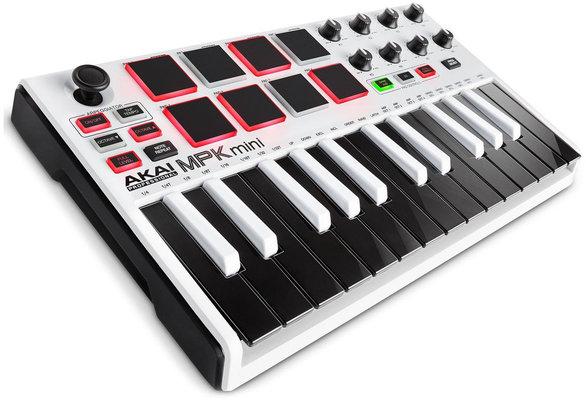 Akai MPK2 Mini White Limited Edition