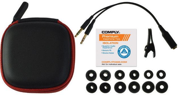 SoundMAGIC E50S Black-Gold