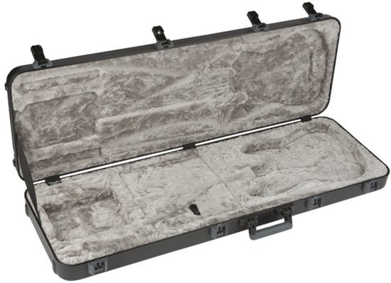 Fender Deluxe Molded Strat/Tele Case Black