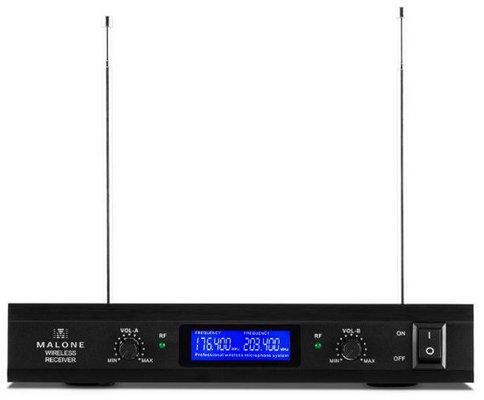 Malone VHF-400 Duo 3