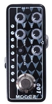 MOOER Micro PreAMP 001 Gas Station