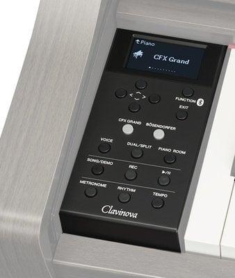 Yamaha CLP-645 DW