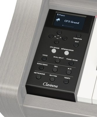 Yamaha CLP-635 DW