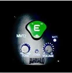 Mahalo Electric-Acoustic Concert Ukulele 3 Tone Sunburst