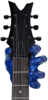 GuitarGrip Guitar Grip Blue Metallic Hand Left