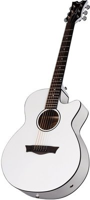 Dean Guitars AXS Performer A/E - Classic White
