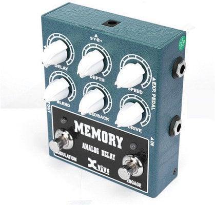XVive W3 Memory Analog Delay