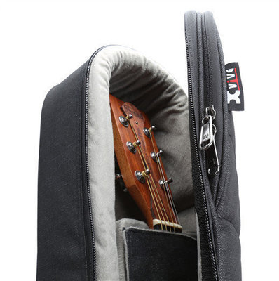 XVive GB-1 For Acoustic Guitar Gray