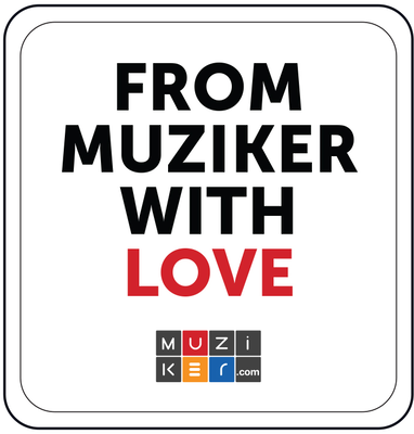 Muziker Stickers