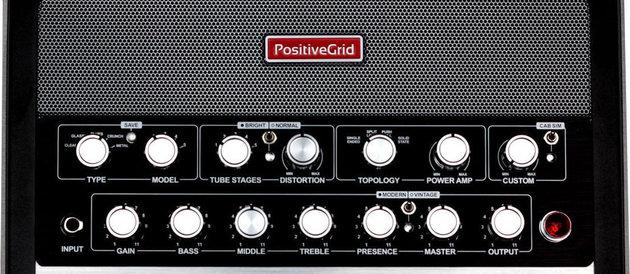 Positive Grid BIAS Head Amplifier