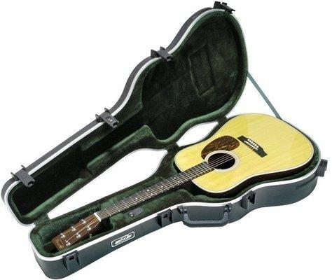 SKB Cases 1SKB-18 Acoustic Dreadnought Deluxe Guitar Case