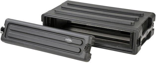 SKB Cases 1SKB-R2S 2U Shallow Roto Rack