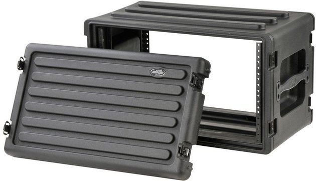 SKB Cases 1SKB-R6S 6U Shallow Roto Rack