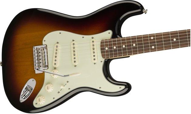 Fender 60s Classic Player Stratocaster Pau Ferro 3-Tone Sunburst