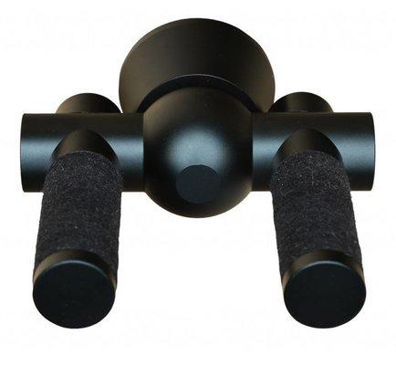 Bulldog Music Gear WallHanger Carrier Black