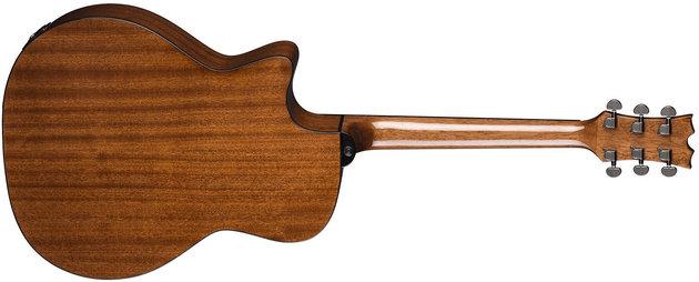 Dean Guitars AXS Exotic Cutaway A/E - Spalt