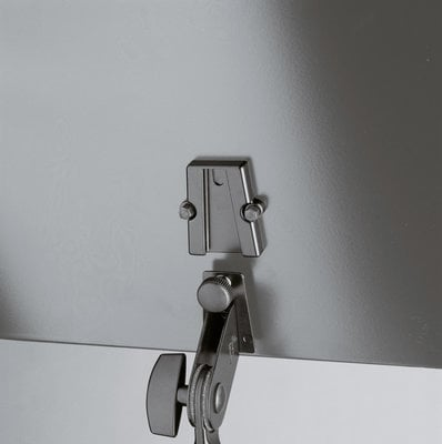 Konig & Meyer 118/1 Orchestra Music Stand Black - Black Aluminum Desk