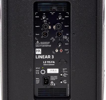 HK Audio Linear 3 115 FA