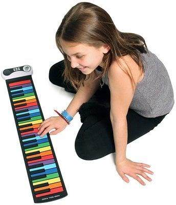 Mukikim Rock and Roll It Rainbow Piano