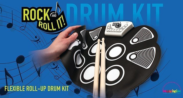 Mukikim Rock and Roll It Drum