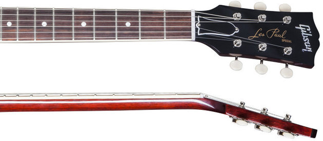 Gibson Les Paul Special Maple Top Dark Cherry