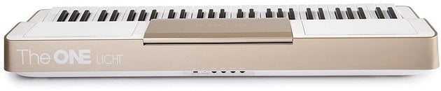 Smart piano The ONE Light Keyboard - White Gold