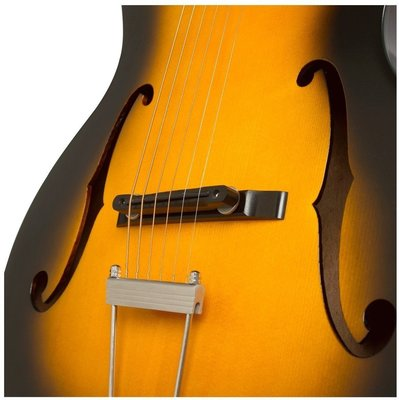 Epiphone Masterbilt Olympic Century Archtop Hollow-Body Violin Burst