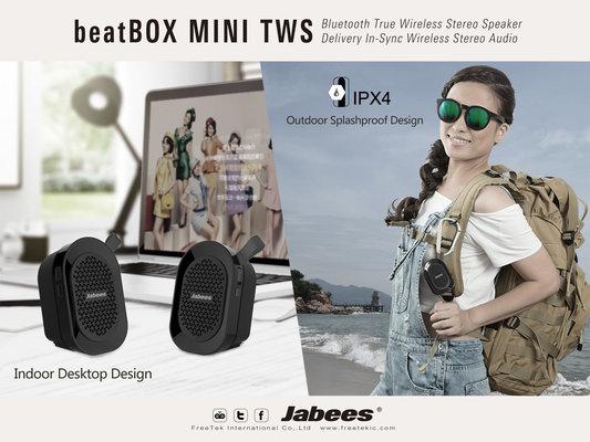 Jabees BeatBOX MINI TWS Black