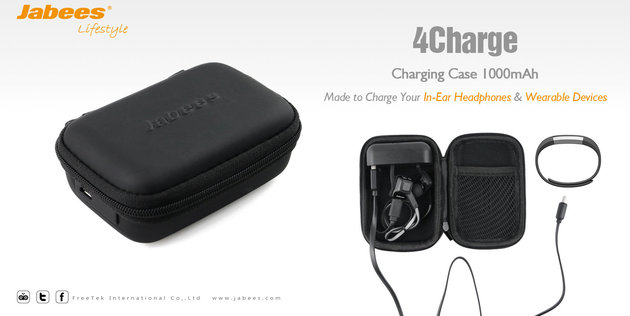 Jabees 4Charge Black