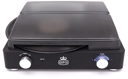 GPO Retro Stylo II Black